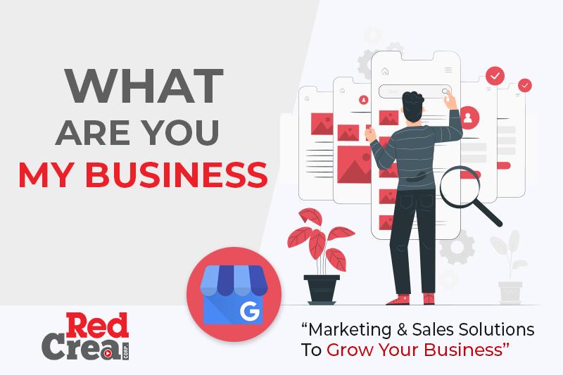 Ayuda a mejorar tu marca. Usa Google My Business.